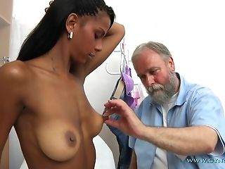 Anal, Ass, Black, Black anal, Black ass, Masturbation, Old, Skinny, Young,