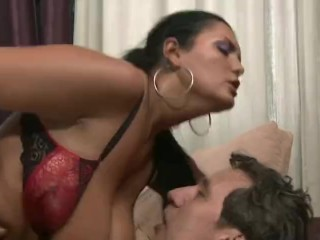 Obese Latino mummy Makes parent To squeal With delectation Analdin 02.11.2017 sextube